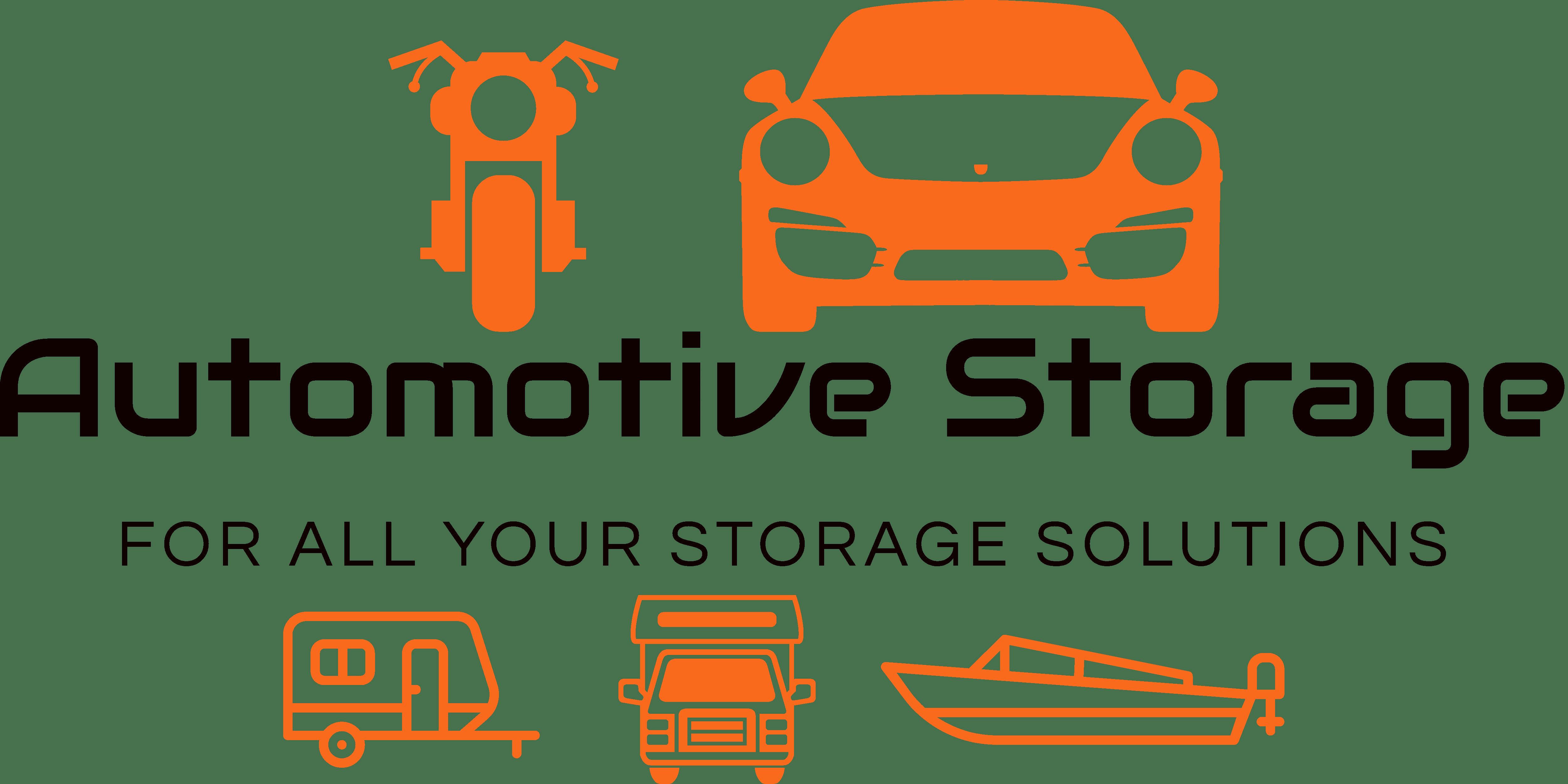 Automotive Storage Logo